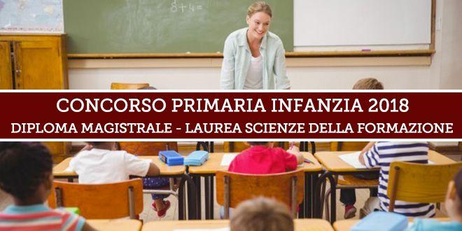 CONCORSO-INFANZIA-PRIMARIA-2018