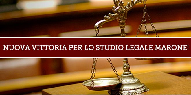 CONCORSO DOCENTI 2018: nuova vittoria per lo Studio Legale Marone!
